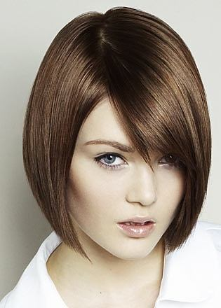 Whats Are Suitable Haircuts For Women With Broad Forehead Quora