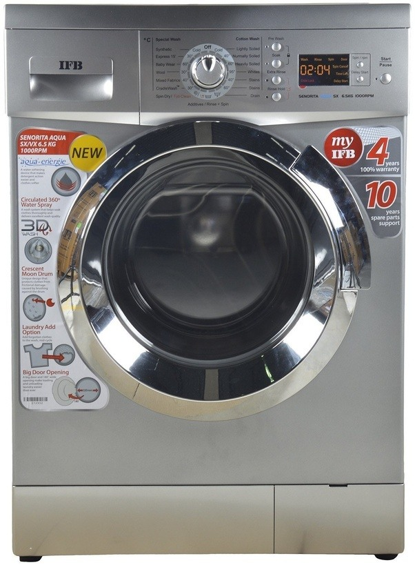 Which Is The Best Front Load Fully Automatic Washing Machine In