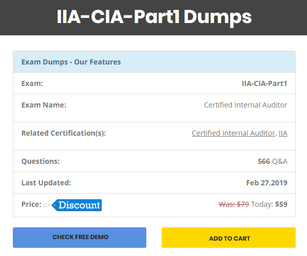 Is the certificate for CIA Certified Internal Auditor useful? - Quora