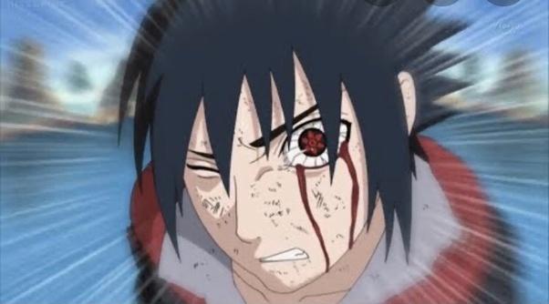 What Is Sasuke Uchiha Eternal Mangekyou Sharingan Powers Quora