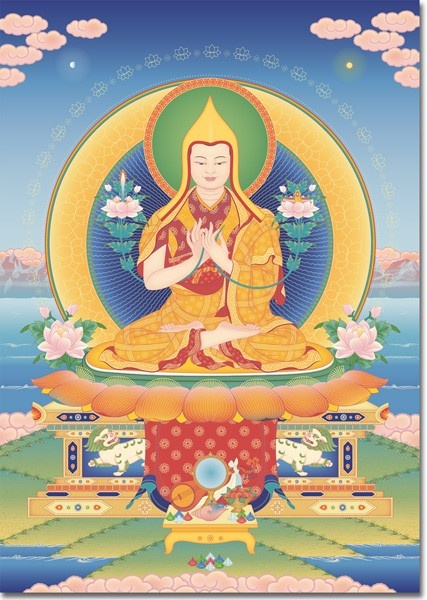 What are some Buddhist amulets for protection from evil