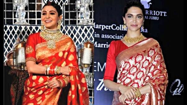 04d6ddf3308cc What type of blouse suits for banarasi saree  - Quora