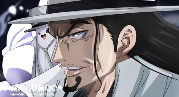 Do you think Lucci is close to the Admiral level? - Quora