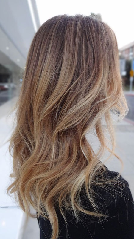 What does your hair look like when it's not dyed? - Quora