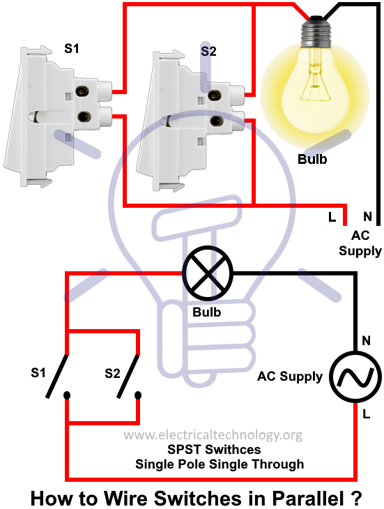 how to use a 14/2 wire to wire a light with 2 switches  quora