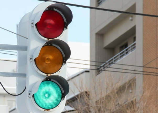 Why Are Go Lights In Japan Green In Color But Everyone Says They Are Aoi Blue Quora