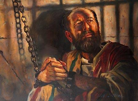 How long was The Apostle Paul imprisoned? - Quora