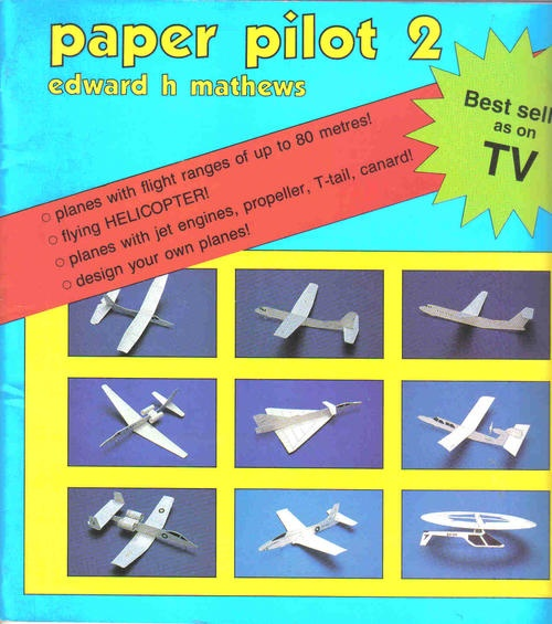 How to make the best possible paper plane - Quora