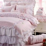 Bedspread Is A Decorative Cover For Bed