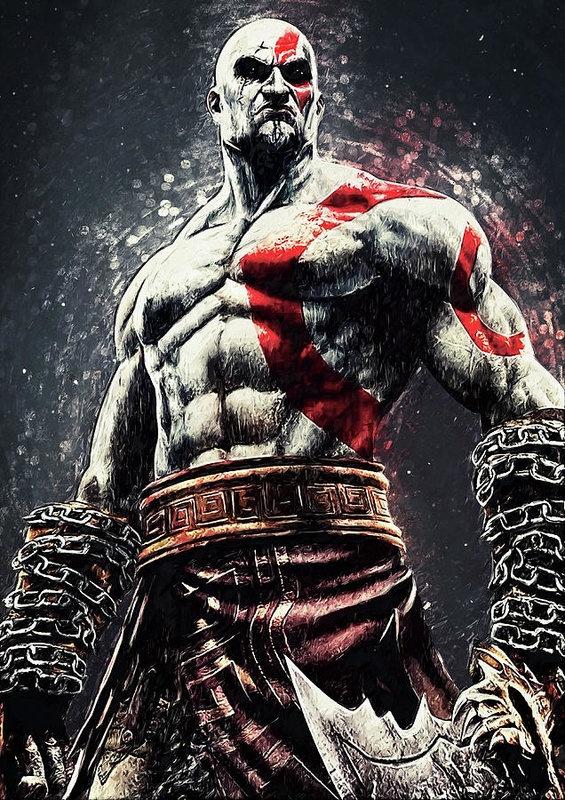 How powerful is Kratos? - Quora