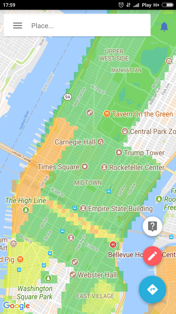 How safe is midtown east in NYC? - Quora