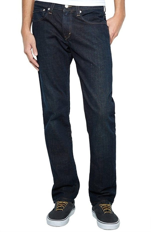 lvis men About levi's for men blue jeans are versatile, timeless and essential, and levi's® has been innovating and revolutionizing denim for decades in 1873, levi strauss & co produced denim work pants with copper rivets to meet miners' needs for durable workwear.