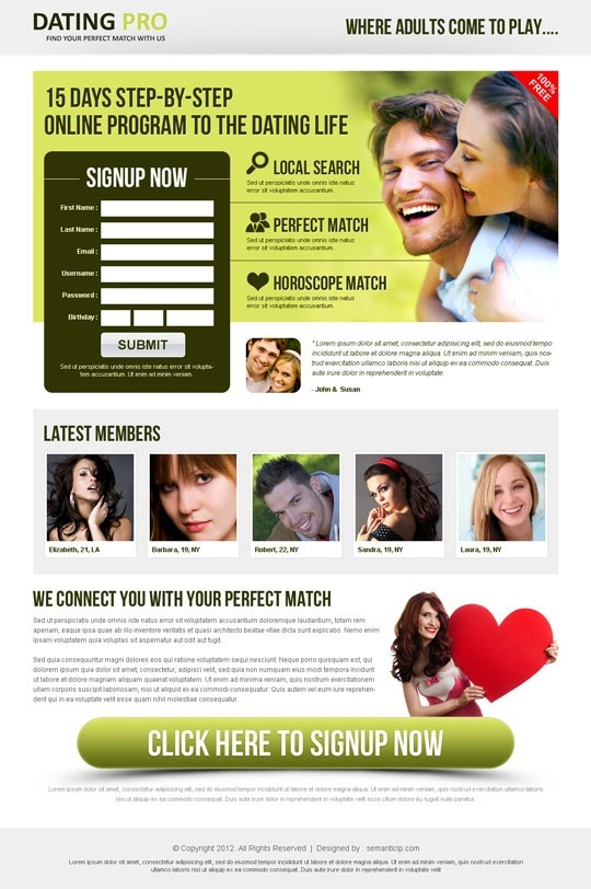 Cpa dating website