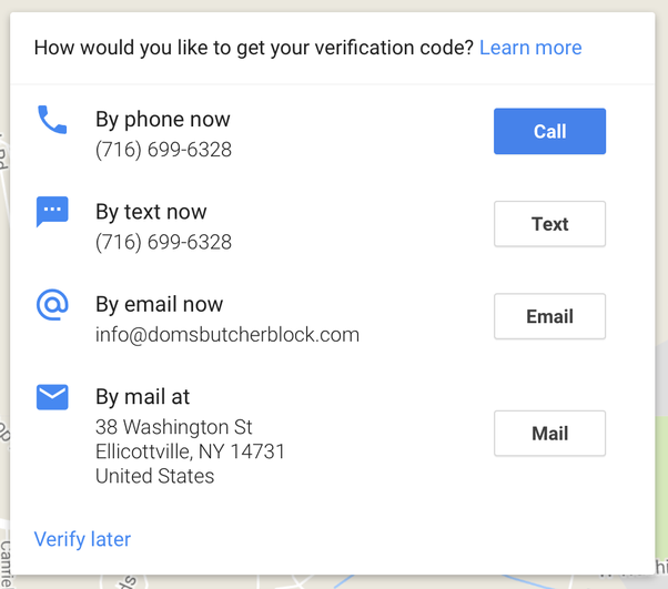 Why should you Google verify your business? - Quora