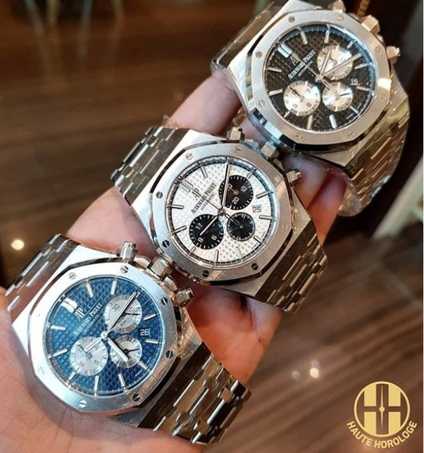 1ad6af86125 ... Luxury Watches from top brands like Audemars