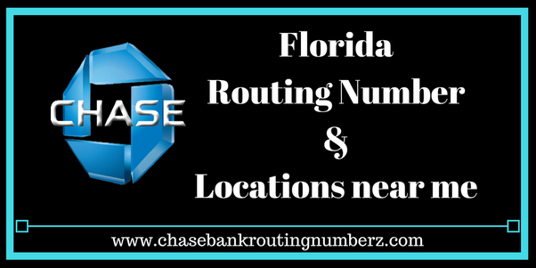 if you want to locate the nearest branch to you then you can easily find it by entring zip code or required location at chase bank florida location