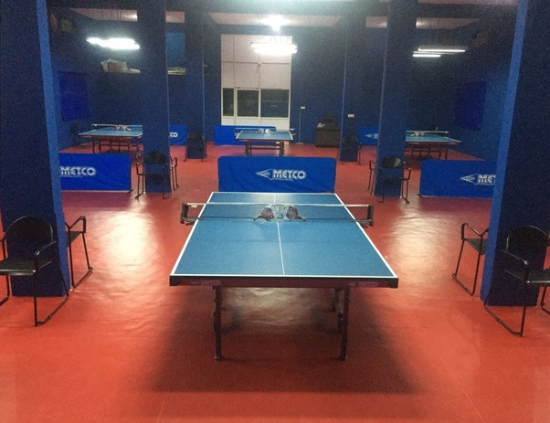 Marvelous Where Are Some Places To Play Table Tennis In Bangalore Quora Home Remodeling Inspirations Genioncuboardxyz