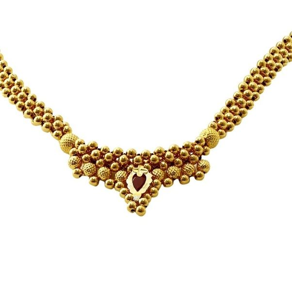 What is the cost of wedding necklaces quora if you are looking to buy wedding necklace jewellery then visit at cs jewellers where you can get the best wedding necklaces in gold junglespirit Images