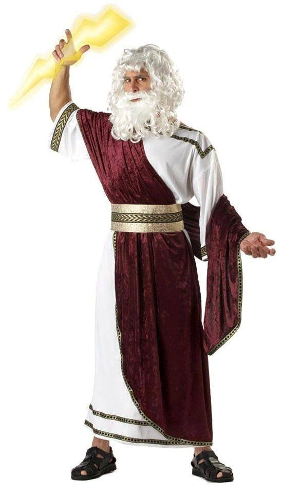 How to make a Zeus costume - Quora