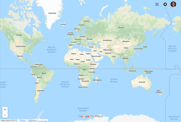 I understand that maps are more portable and convenient than ...