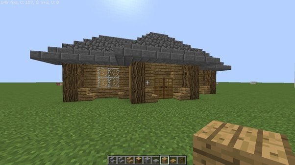 how to build good minecraft