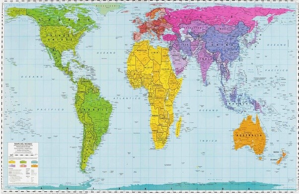What makes a beautiful map Quora