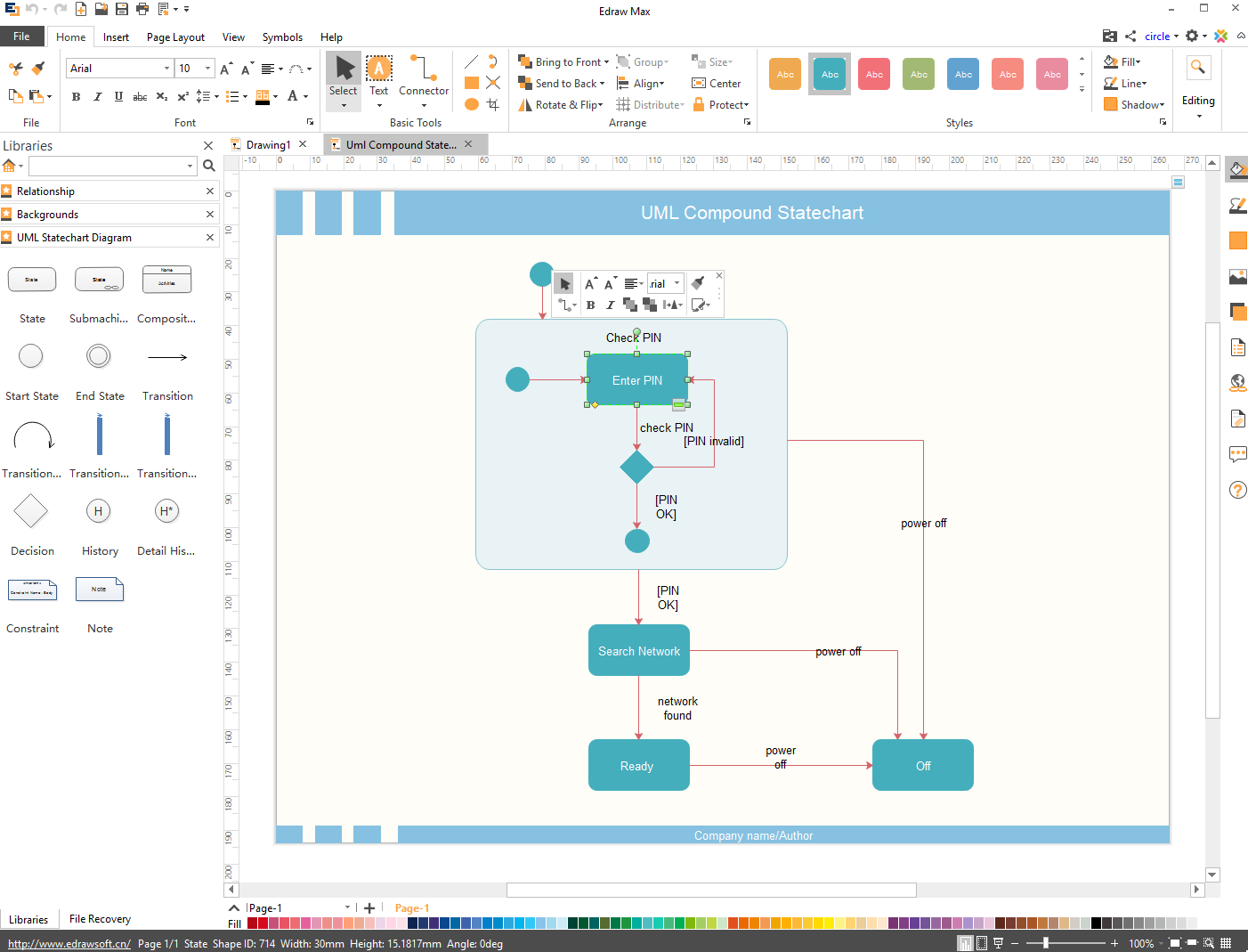 Which of these software design tools, LucidChart, Edraw Max