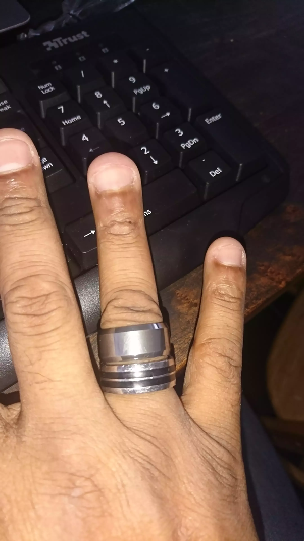what to do with my wedding ring after divorce