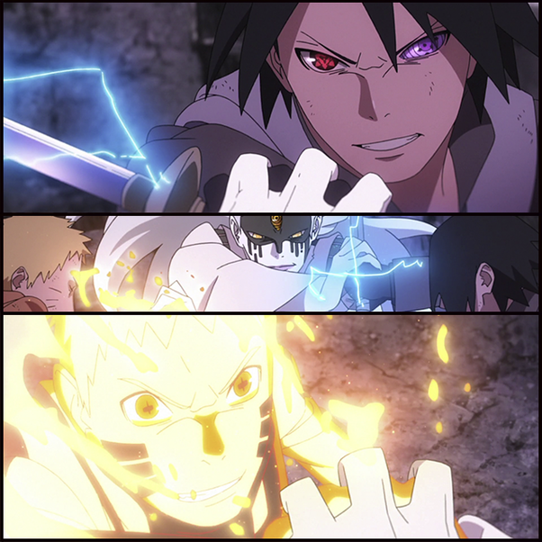 Naruto Sage Of The Six Paths Why didn't Naruto and ...