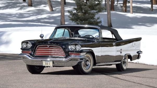10 Forgotten Muscle Cars - Chrysler 300E