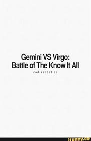 Dont get along why and virgo aquarius 16 Reasons