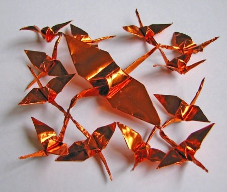 What Is The Symbolism Behind An Origami Crane Quora