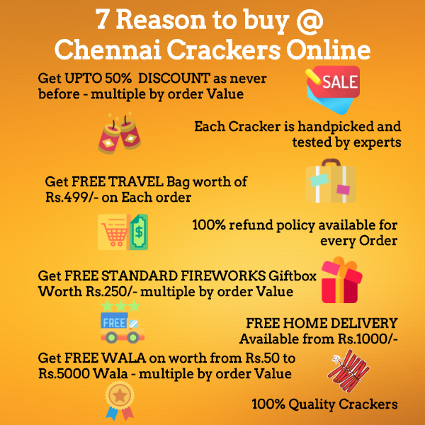 80858d0f7 I have ordered so much of crackers from Chennai Crackers Online marketplace  and all the things are very good. If you are online shoppers then I prefer  you ...