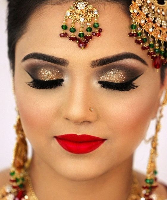 What Are The Latest Bridal Make Up Trends Quora