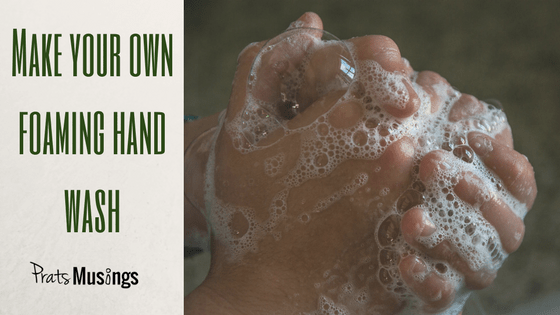 How to make my liquid soap foam more - Quora