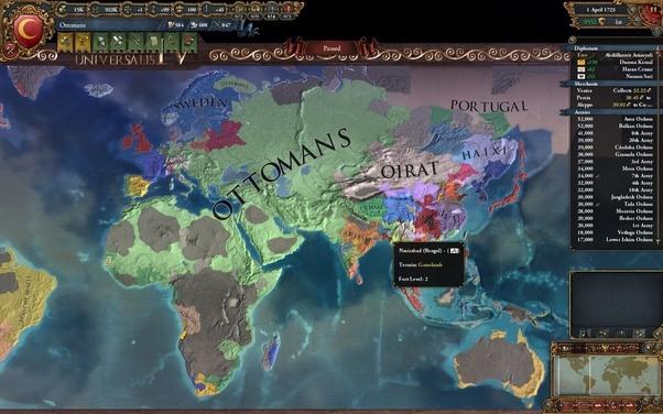 Lets Play Europa Universalis IV  Dharma  Ottomans  Part 1
