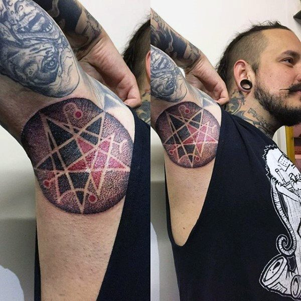 What Are Some Cool Armpit Tattoo Designs?