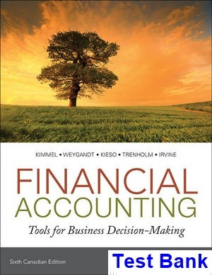 How To Download The Financial Accounting 6th Edition Weygandt Test