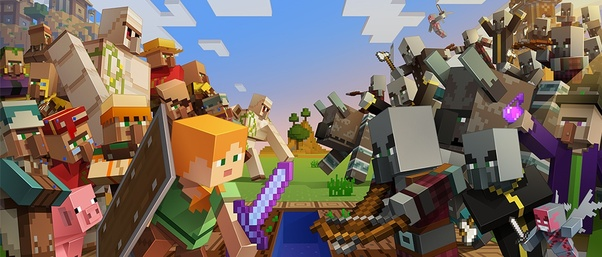 Why is Minecraft suddenly popular again? - Quora