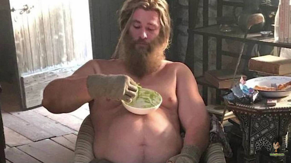 Did Chris Hemsworth Thor Actually Gain Weight For Avengers