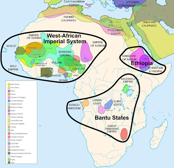 Should countries in Africa be based on ethnic boundaries ...