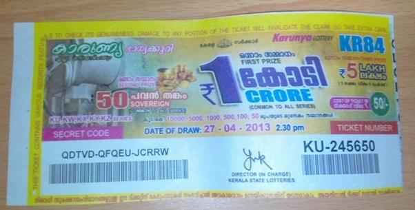 What is the Kerala lottery winning strategy? - Quora