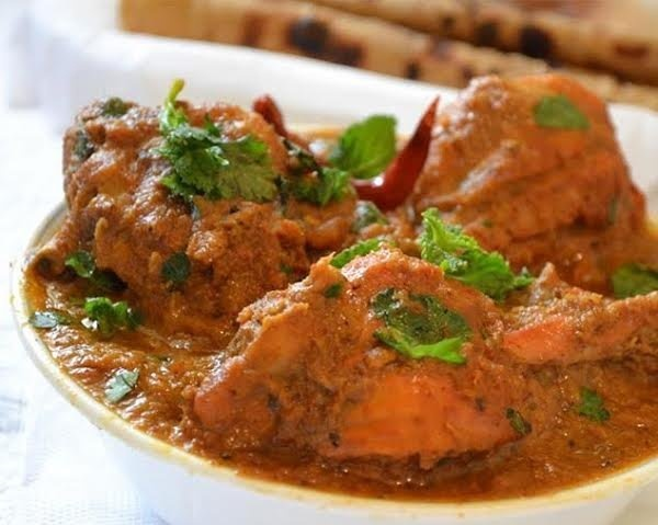 Kolhapuri Chicken, spiciest food