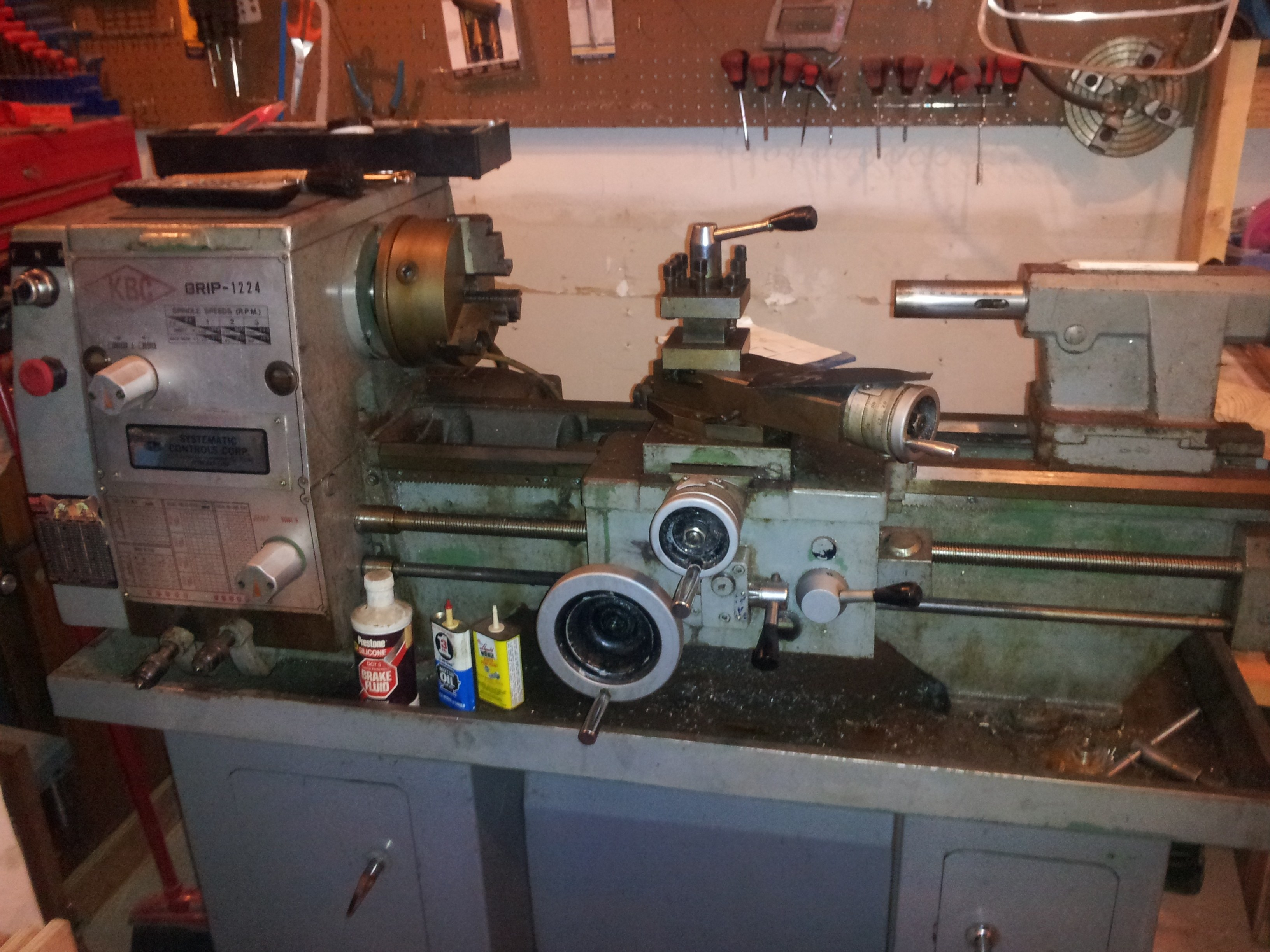 Metal Lathe For Sale >> I Am Looking To Purchase A New Metal Lathe Has Anyone Had Any