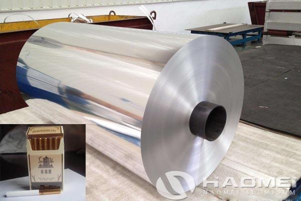 What is the cigarette aluminum foil? - Quora