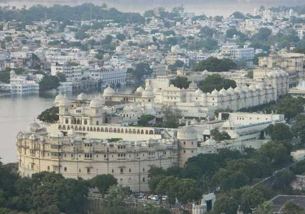 White City Udaipur Is Known As The Because Of Presence Many Lakes Another Cause That Contains My Buildings Which