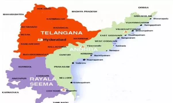 Is Vishakhapatnam in Telangana or Seemandhra Quora