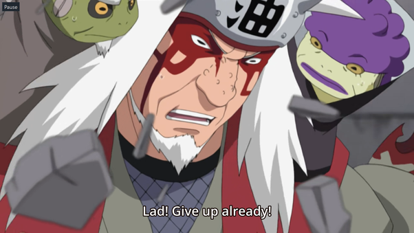 Would You Say That Jiraiya Was Easily Defeated By Pain Quora