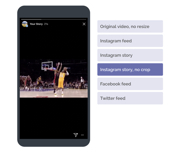 How to upload a landscape video to igtv quora i wrote up a quick tutorial on this topic in case you need more help you can also rotate your video so that it plays sideways ccuart Gallery