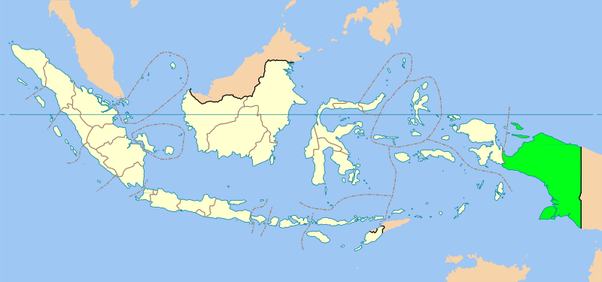 What will happen if indonesias capital moved from jakarta to the if the indonesian capital moves away from jakarta to the most remote area in indonesia eg somewhere in the asmat regency papua then that region freerunsca Gallery